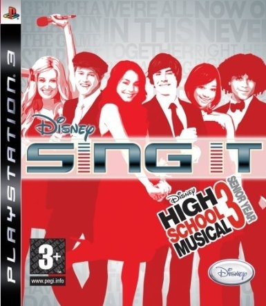Disney Sing It: High School Musical 3: Senior Year (PS3)